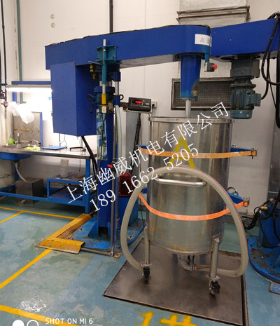 涂料生产用真空上料机自动输送粉料
