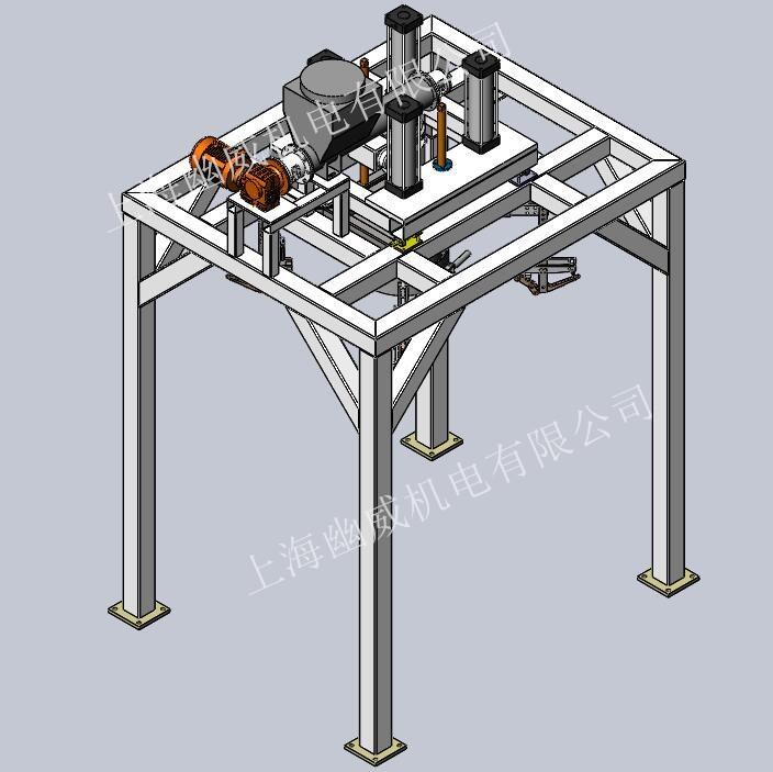 吨袋包装机结构